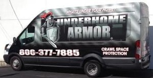underhome armor trucks